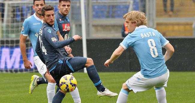 Napoli'den Trabzonspor'a gözdağı!
