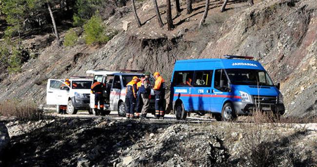 Antalya'da kaybolan turistler aranıyor