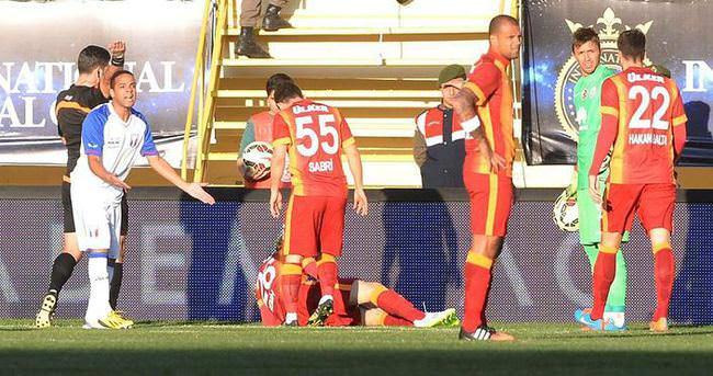 Galatasaray'da Semih Kaya şoku