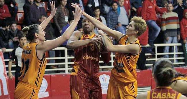 Galatasaray'dan 31 sayı fark