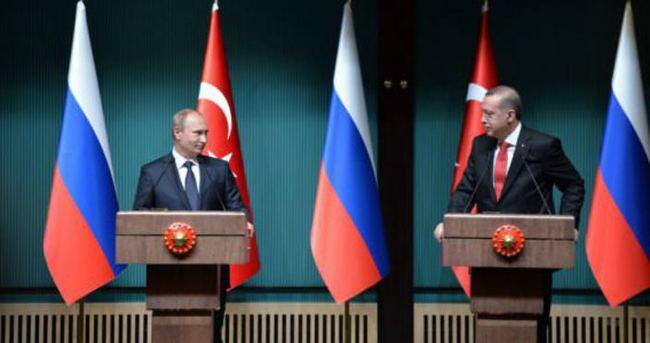 Rusya, batıyı yenmek için Türklerle işbirliği yapacak