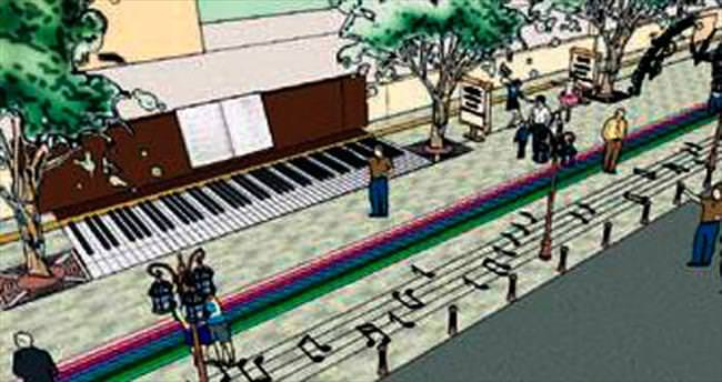 Meltem'e Sanat Sokağı yapılacak