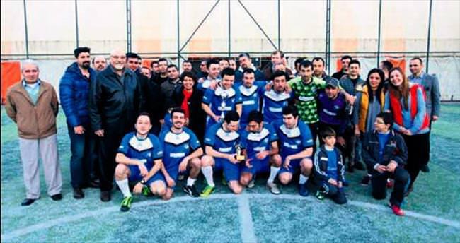 Oto Cup'ta şampiyon Kosifler Antalya oldu