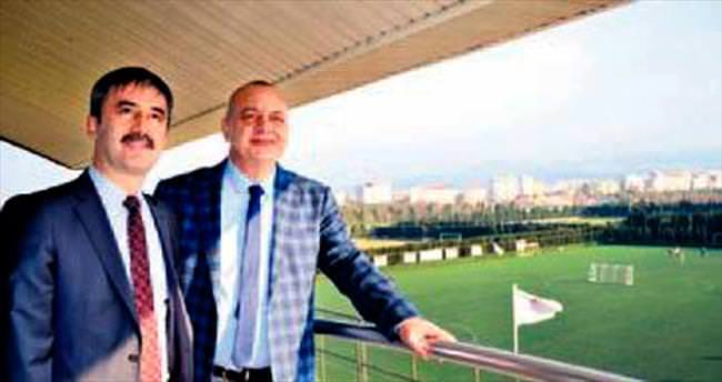 Turgutlu için 2015 yatırım yılı olacak