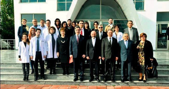 Erciyes Üniversitesi'yle Yakın Doğu işbirliği
