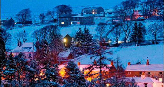 İngiltere son 3 yılın en keskin soğuğunu gördü