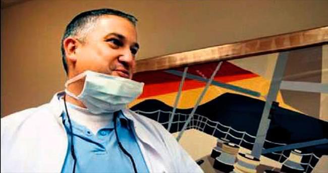 Terör estiren dişçiye psikolojik tedavi