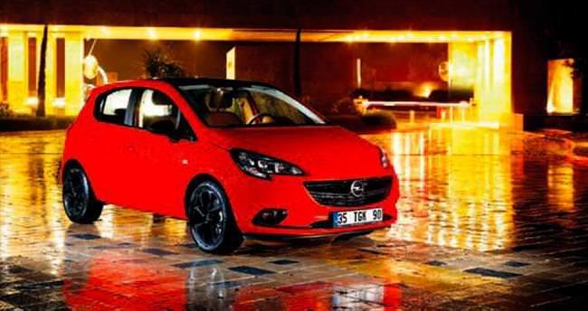 Opel'in lokomotif modeli Corsa yola çıkıyor