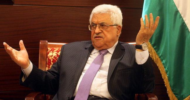 Hamas'tan Abbas'a tepki