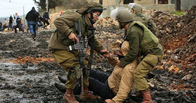 İsrail'de cenaze törenine müdahale