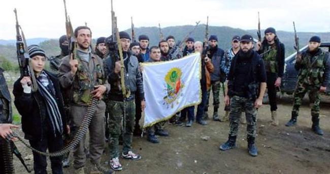 Suriye Türkmenleri Abdülhamid Han tugayı kurdu