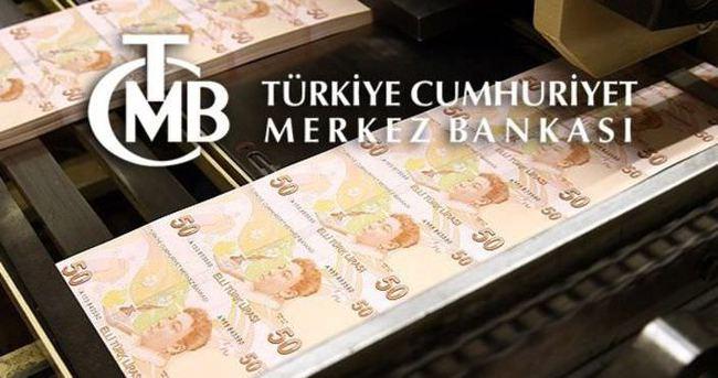Türkiye'nin yurt dışı varlıkları Kasım'da arttı
