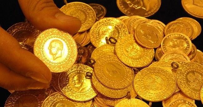 Altın fiyatları 100 TL'ye koşuyor
