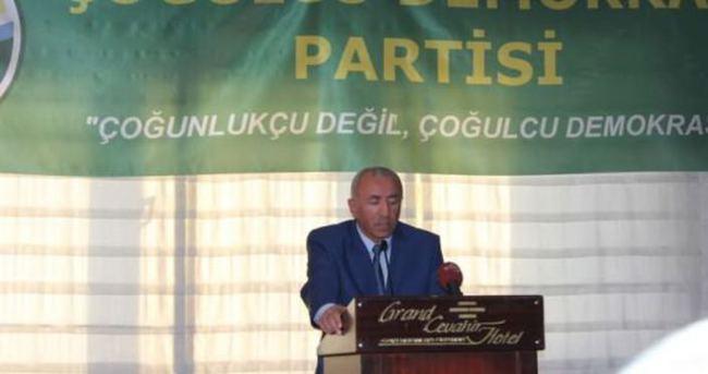 Türkiye'nin 80. partisi Çerkes Partisi kuruldu