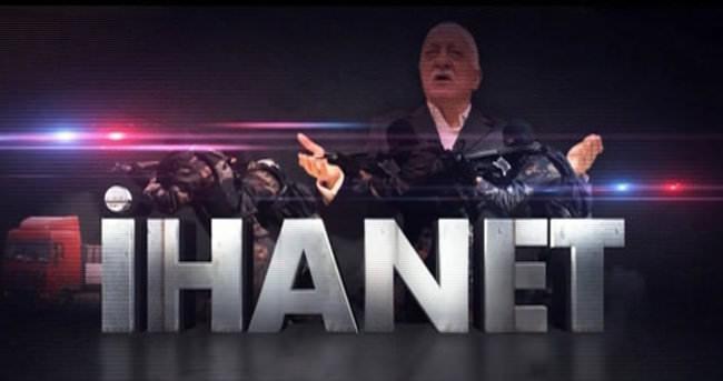 'İHANET'in belgeseli bu akşam 24 TV'de