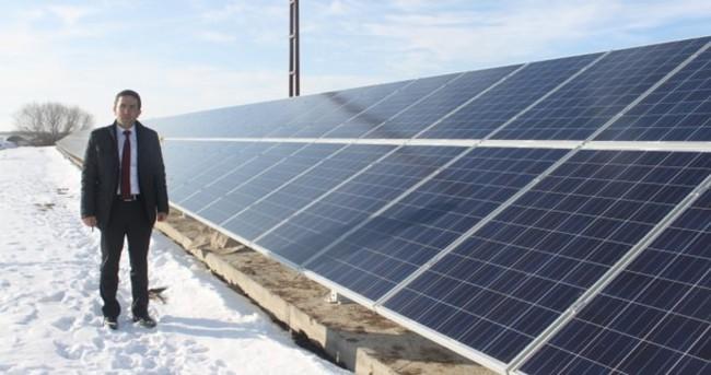 Güneş enerjisinden elektrik üretilecek