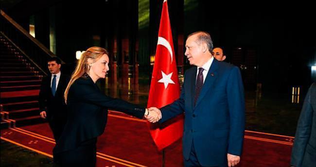 Türkiye'nin geleceği gençlerde