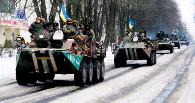 Ukrayna'da yeniden savaş başladı