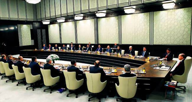 Başkanlık için tarihi toplantı