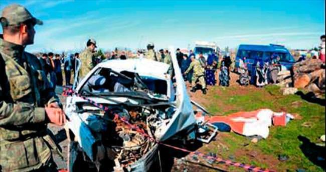 Şanlıurfa'da kaza: 4 ölü, 6 yaralı