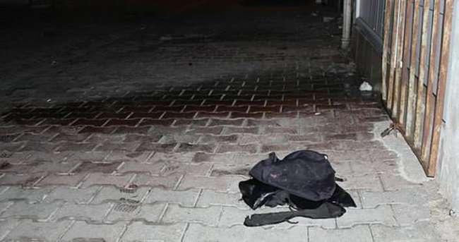 Alibeyköy'de bomba paniği