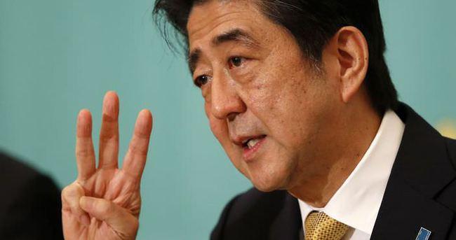 Abe: Yaşamaları için elimizden geleni yapacağız