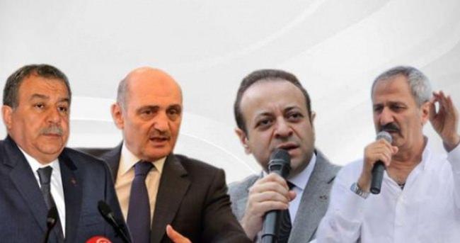 4 eski bakanla ilgili Meclis'te oylamalar başladı - CANLI