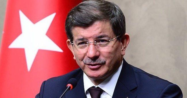 Başbakan Davutoğlu'ndan Hrant Dink mesajı