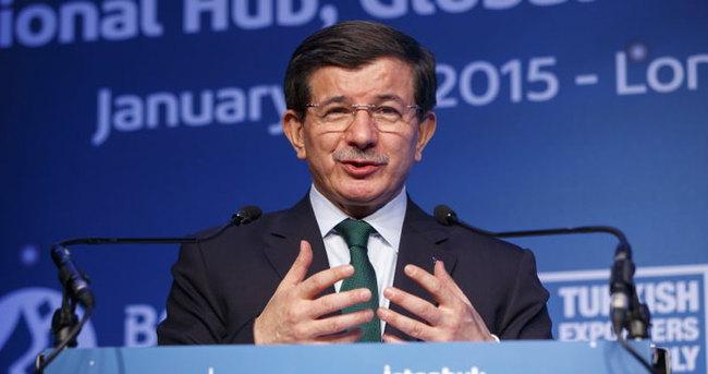 Başbakan Davutoğlu soruları yanıtladı