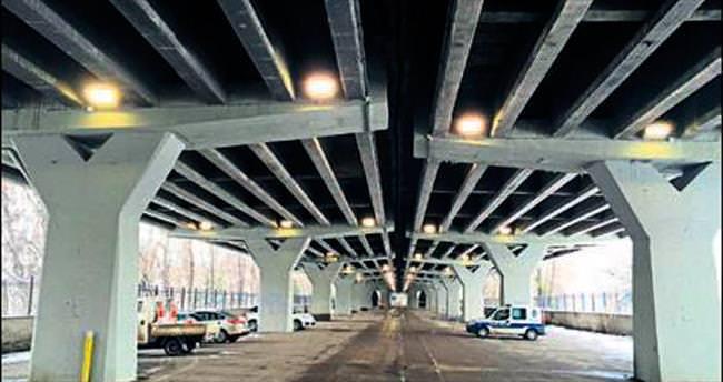 Fatih Köprüsü'nün altı artık daha güvenli