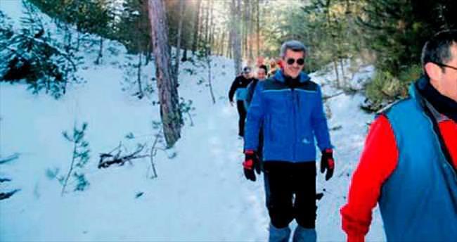 Beypazarı kış turizmi yüz güldürecek