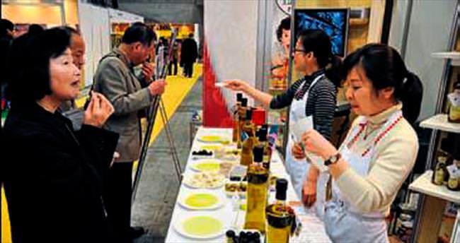 Hindistan'a Türk zeytinyağı gidecek