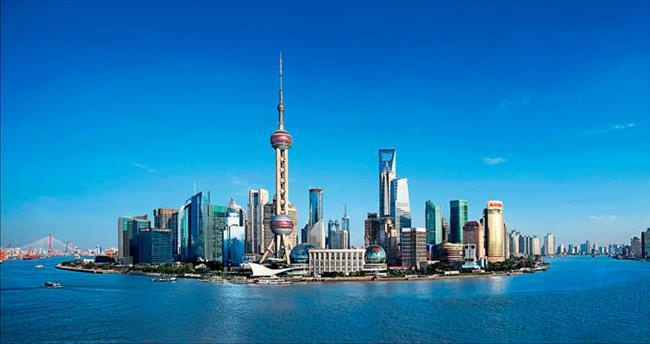 Şangay Hong Kong'a meydan okuyor