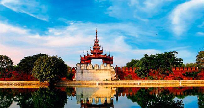 Asya'nın gizemli ülkesi Myanmar