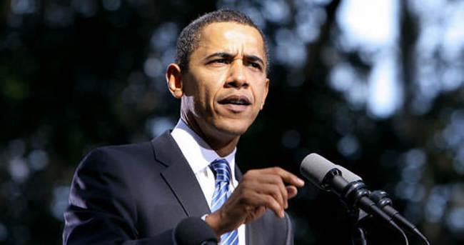 Obama: Aday olmayacağım