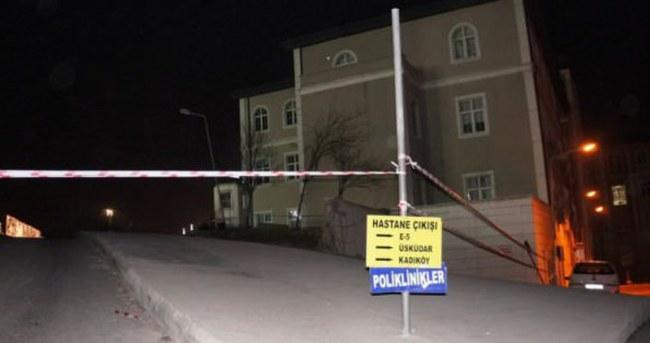 Kadıköy Numune Hastanesi'nde panik