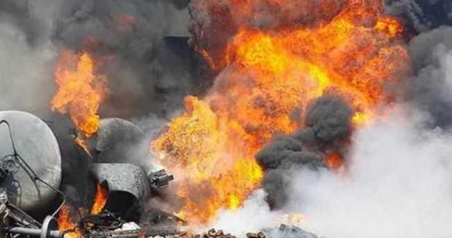 Irak'ta intihar saldırısı: 4 ölü