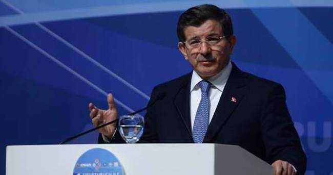 Başbakan Ahmet Davutoğlu soruları cevapladı