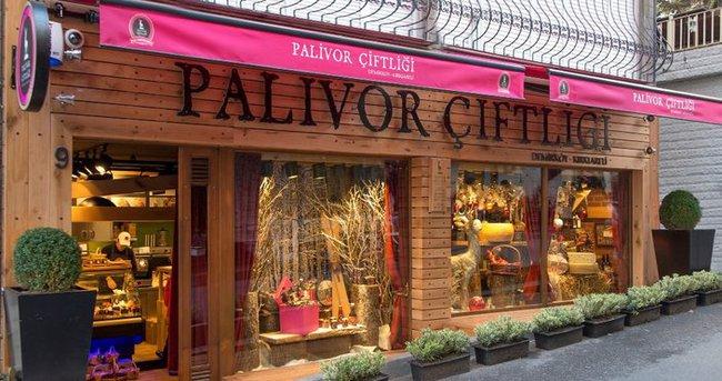 Palivor Çiftliği ilk mağazasını Bebek'te açtı
