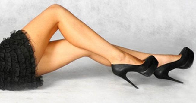 Topuklu ayakkabılarınızla vedalaşın