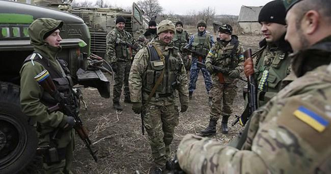 Ukrayna'nın doğusunda şiddetli çatışmalar