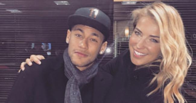 Burcu Esmersoy'u çıldırtan Neymar sorusu