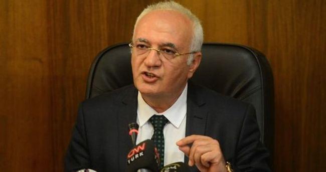 Elitaş'tan 'Yüce divan oylaması' açıklaması