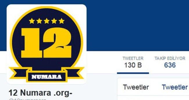 Fenerbahçeli 12 Numara hesabına Twitter yasağı