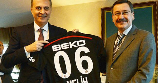 Melih Gökçek'ten Beşiktaş'a sürpriz teklif