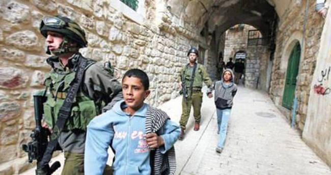 İsrail 14 yaşındaki kız çocuğunu tutukladı