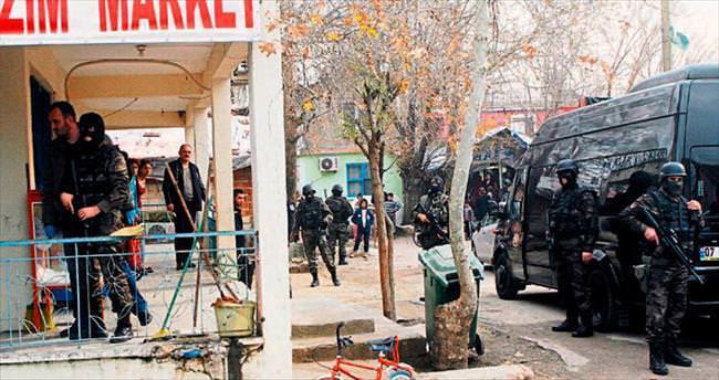 Zeytinköy'de şok operasyon