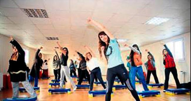 TOKİ'den kadınlara dev spor hizmeti