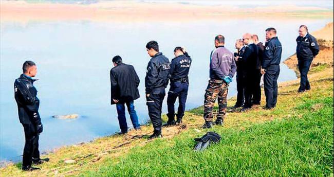 Baraj gölünde ceset bulundu
