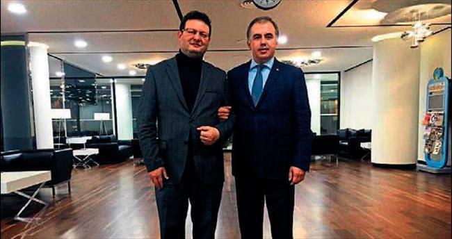 AK Parti Buca'da ilçe başkanı Arslan